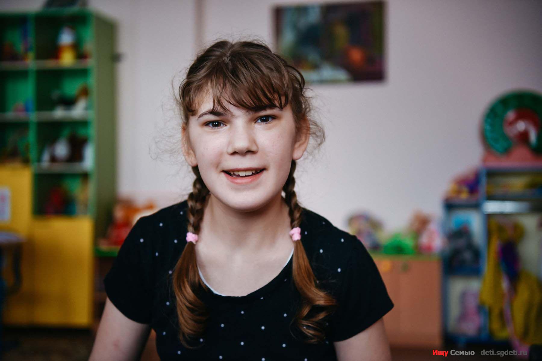 Юлия К. ищет семью